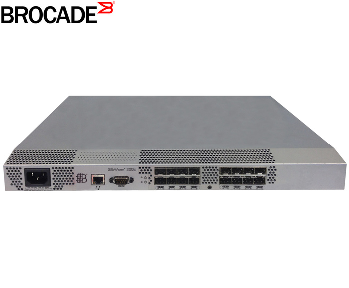 SWITCH FC 16P BROCADE SILKWORM 200e