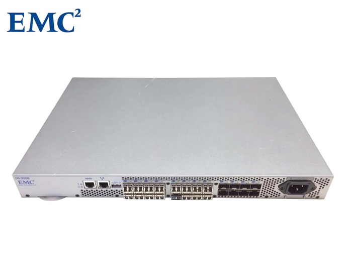 SWITCH FC 24P 8GB EMC/BROCADE 300 16P ACTIVE 16x8G SFP - Φωτογραφία