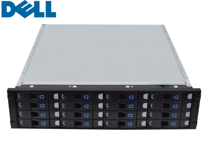 DAE DELL COMPELLENT RS1600-FC 16x3,5/2xCON/8xFC 4GB/2PSU