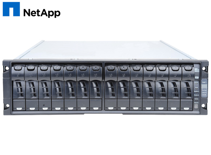 DAE NETAPP DS14MK2 AT EXPANSION ENCLOSURE 2xAT-FCX 2xPWR