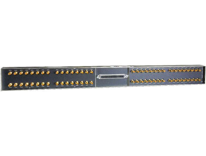 PATCH PANEL ERICSSON BGK 311 09/1 1U BLACK NEW - Φωτογραφία