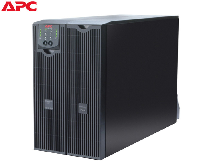 UPS 10000VA APC SMART-UPS RT10000 W/BATERY PACK/LAN (TOWER)