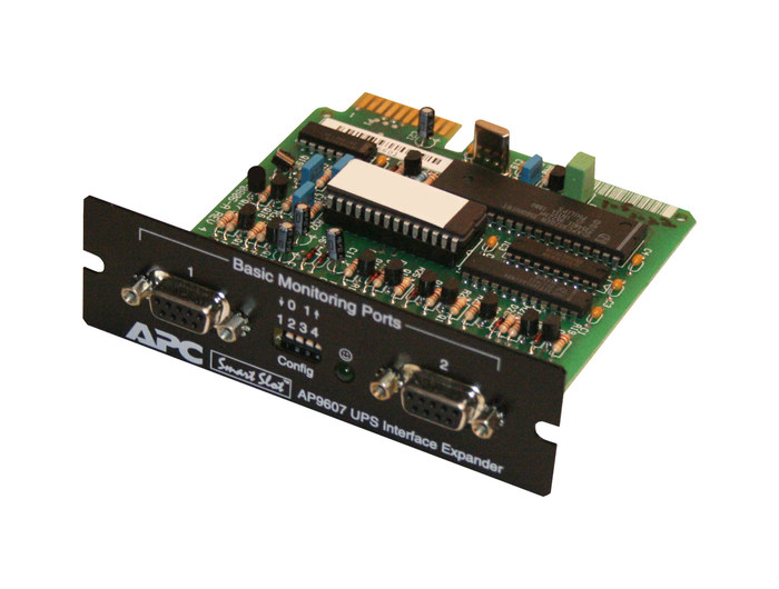 UPS APC SERIAL INTERFACE EXPANDER AP9607