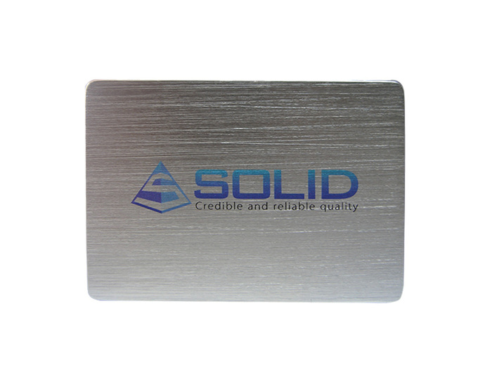 "SSD 256GB 2.5"" SOLID SATA3 6GB/S BULK/NEW"