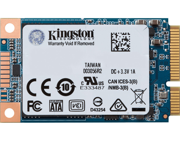 SSD 120GB MSATA KINGSTON UV500 SATA 3 NEW