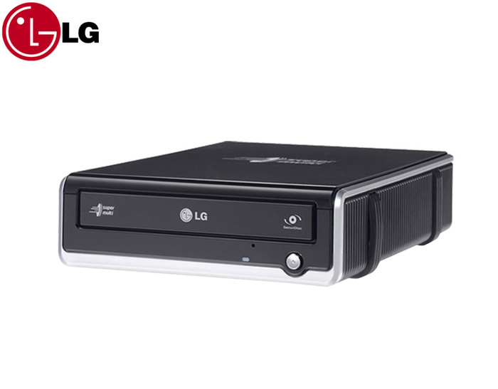 DVD RW LG USB 2.0 EXTERNAL NEW