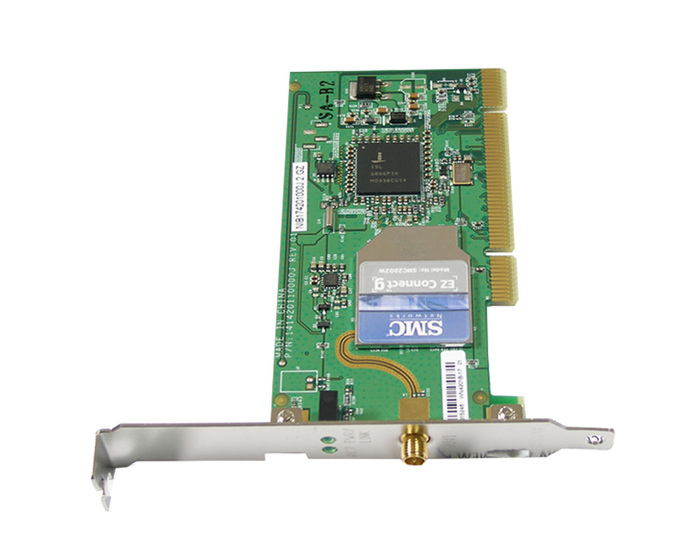 NIC SMC 2802 WIRELESS PCI NEW