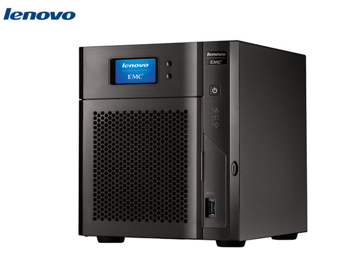 STORAGE NAS LENOVO APP PX4-400D TOWER NEW