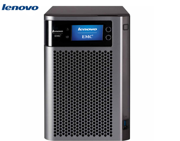 STORAGE NAS LENOVO PX6-300D TOWER NEW OPEN BOX