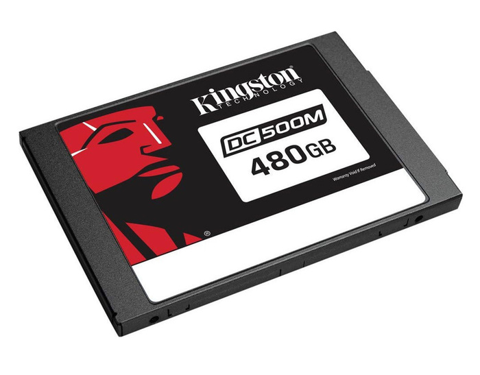 "SSD 480GB 2.5"" KINGSTON SSDNOW DC500M SATA3 6GB/S NEW"