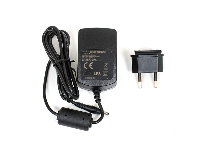 AC ADAPTER CISCO 48V CP-PWR-7921G-CE NEW - Φωτογραφία