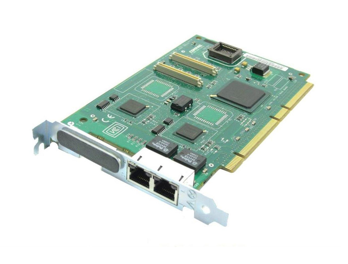 NIC 10/100 COMPAQ NC3131 DUAL-PORT PCI NEW - Φωτογραφία