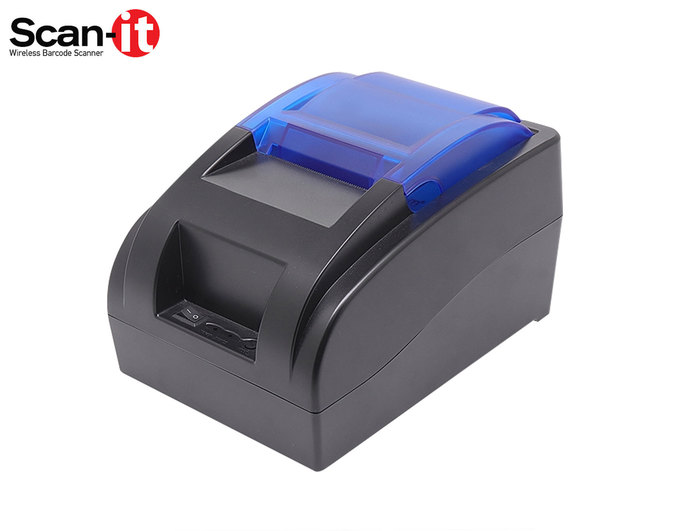 POS PRINTER THERMAL SCAN-IT 58E BL USB NEW
