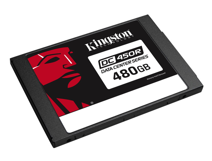 "SSD SRV 480GB 2.5"" KINGSTON DC450R SATA3 6GB/S NEW"