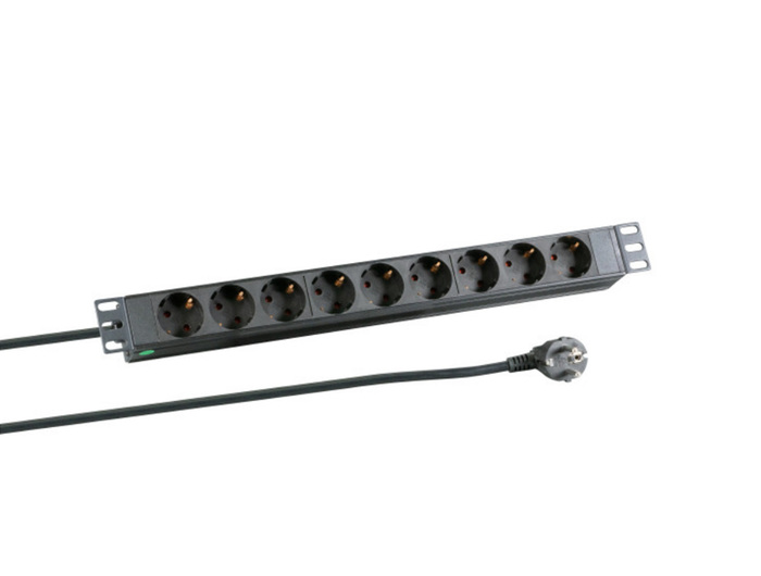 POWERSTRIP INTELLINET 19' 9P 1U - Φωτογραφία