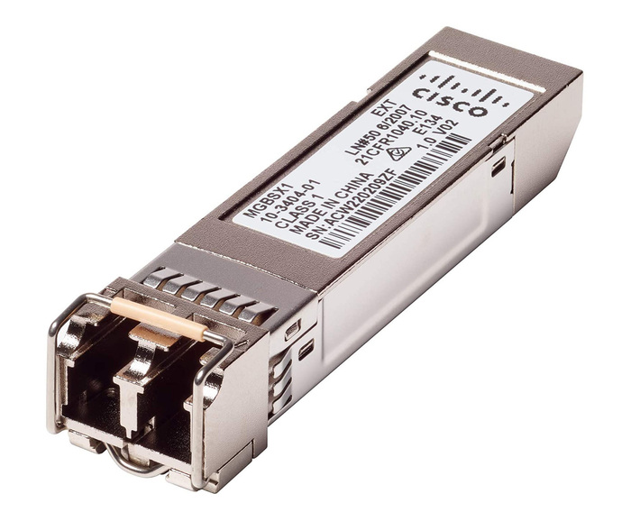 FC SFP TRANSCEIVER 1GB 1000BASE-SX 550M LINKSYS COMPATIBLE - Φωτογραφία