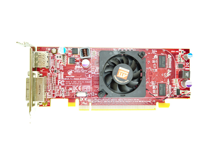 VGA 512MB ATI RADEON HD4550 DISPLAY PORT/DVI PCI-EX LP