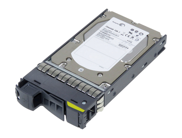 STORAGE HDD FC 600GB NETAPP 15K X292A-R5 W/TRAY