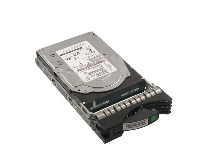 "STORAGE HDD FC 146GB IBM 2GB 15K 3.5"" 22R5945 W/TRAY"