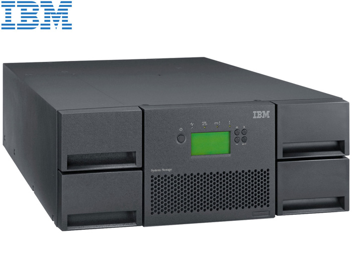 TAPE LIBRARY IBM TS3200 CHASSIS ENCLOSURE 4U W/OUT DRIVES