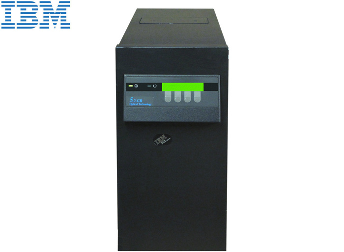 TAPE LIBRARY OPTICAL IBM 3995-C40