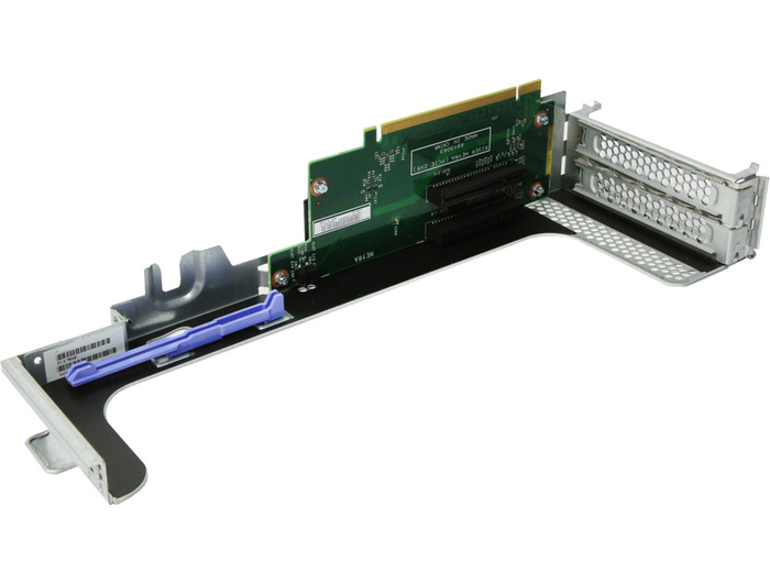 IBM DUAL PCI-E RISER BOARD FOR  X3650M3 WITH CAGE- 69Y2328