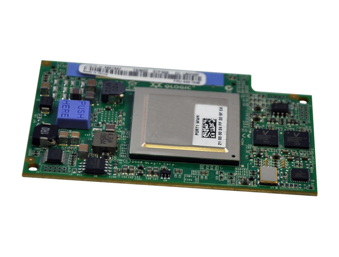 BLADE HBA FC 8GB IBM QMI2582 FIBER CHANNEL MEZZANINE CARD