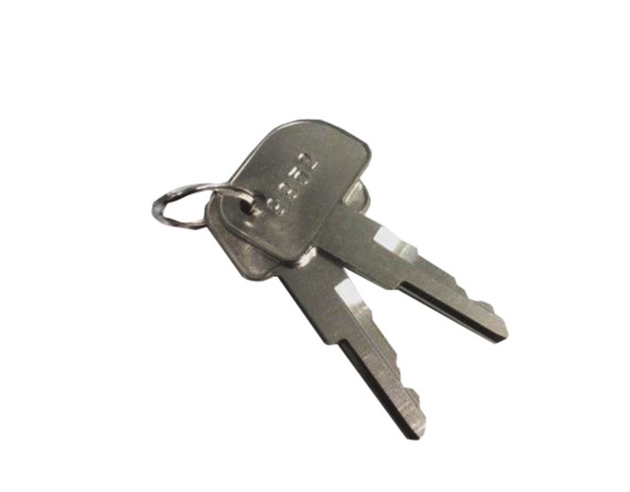 POS PART KEY FOR IBM CASH DRAWER OR KEYBOARD