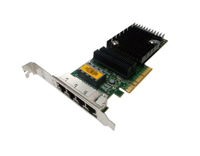 NIC SRV 100/1000 SUN QUAD-PORT ATLS1QGE ETHERNET PCIE LP