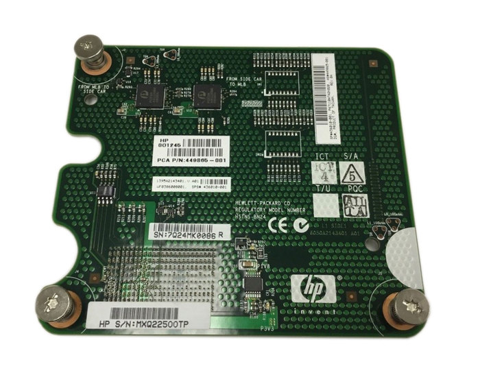BLADE HP BLC SB40C EXPANSION UNIT MEZZANINE CARD
