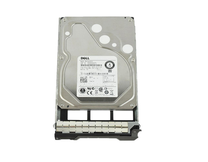 HDD SATA III 4TB DELL 7.2K 3.5""