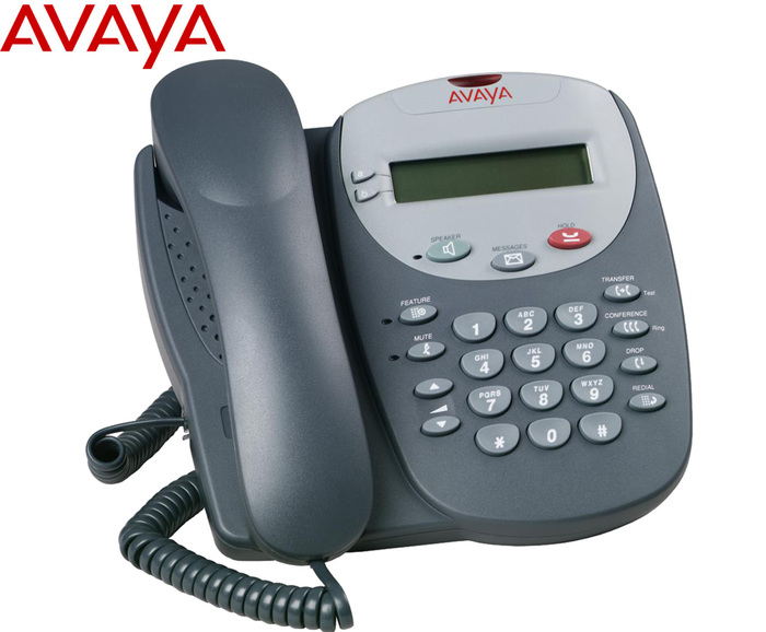 IP PHONE Avaya 2402