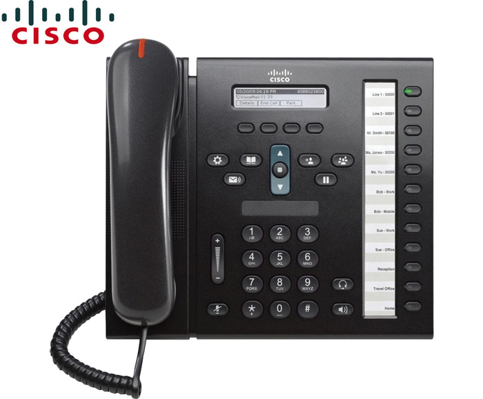 IP PHONE Cisco Unified 6961