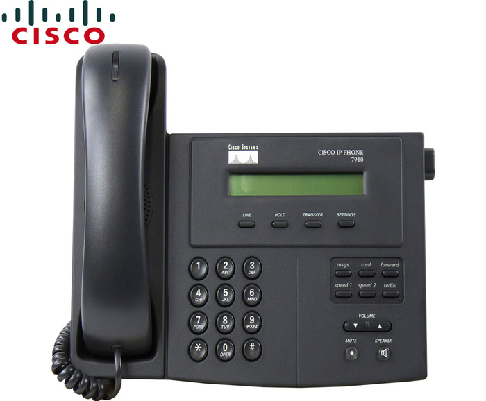 IP PHONE CISCO UNIFIED 7910