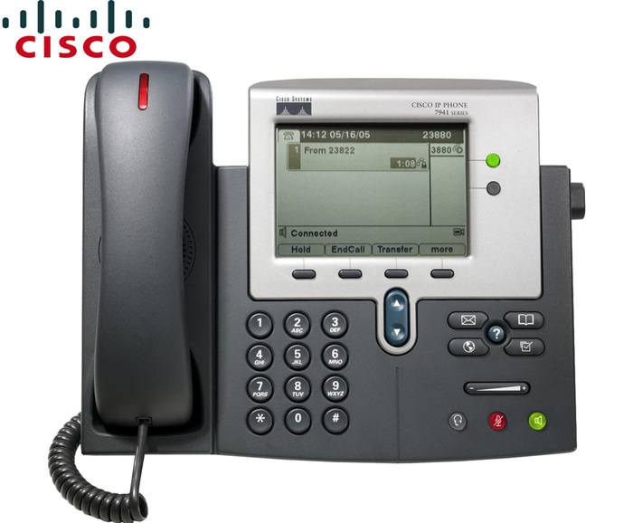 IP PHONE CISCO UNIFIED CP-7941G