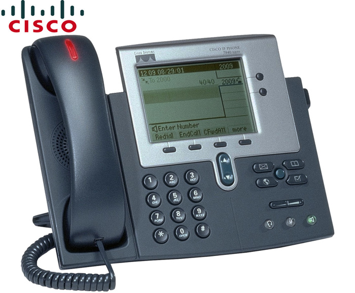 IP PHONE CISCO UNIFIED CP7940G