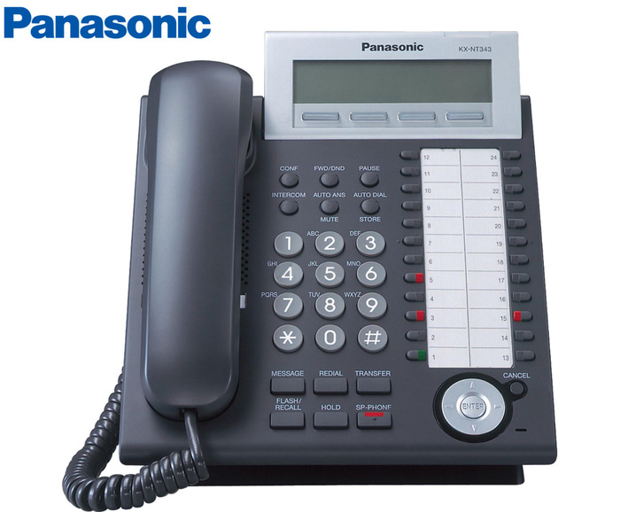 IP PHONE Panasonic KX-NT343NE