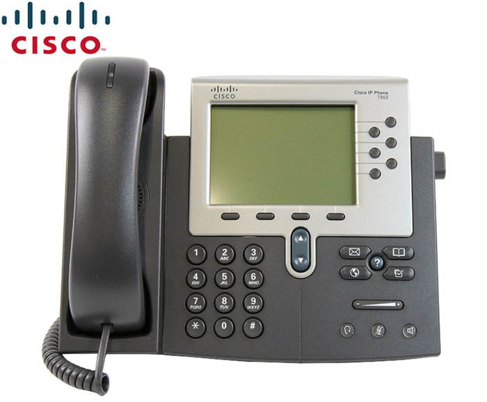 IP PHONE CISCO UNIFIED 7962G