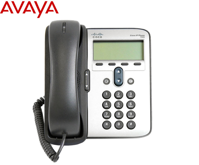 IP PHONE CISCO UNIFIED 7906G