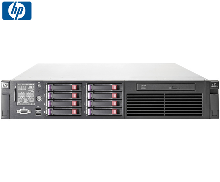SERVER HP Proliant DL380 G6 Rack SFF