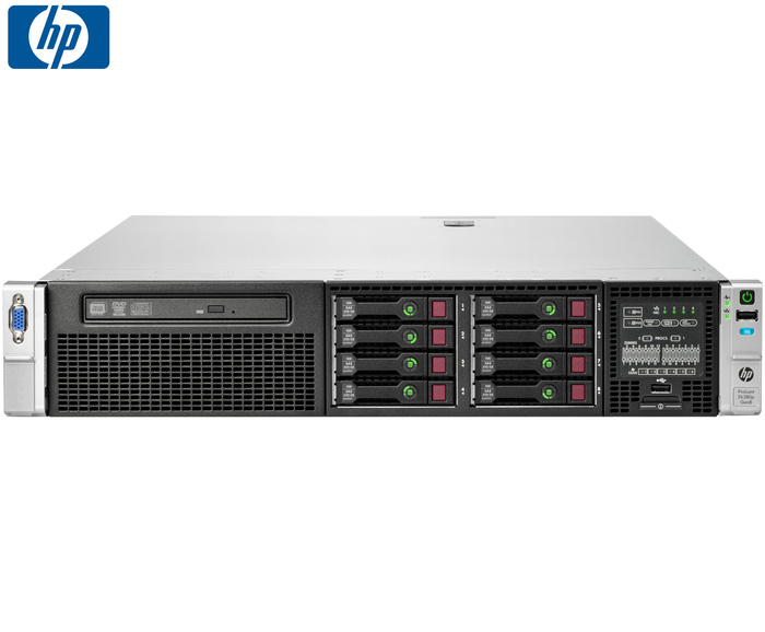 SERVER HP Proliant DL380p G8 Rack SFF - Φωτογραφία