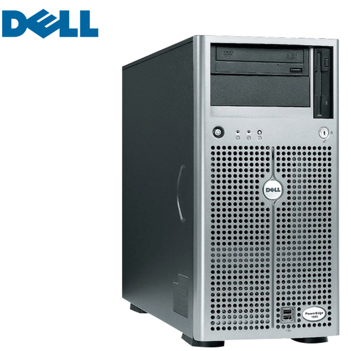 SERVER Dell PowerEdge 1800 G8 Tower LFF