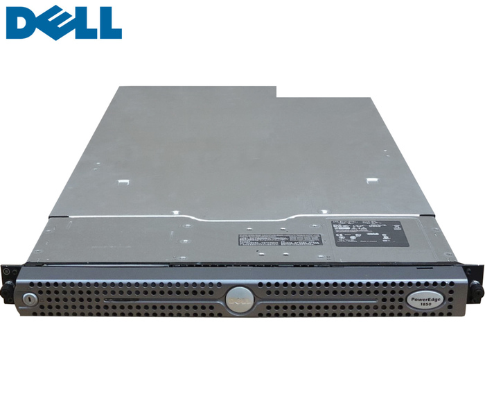 SERVER Dell PowerEdge 1850 G8 Rack LFF