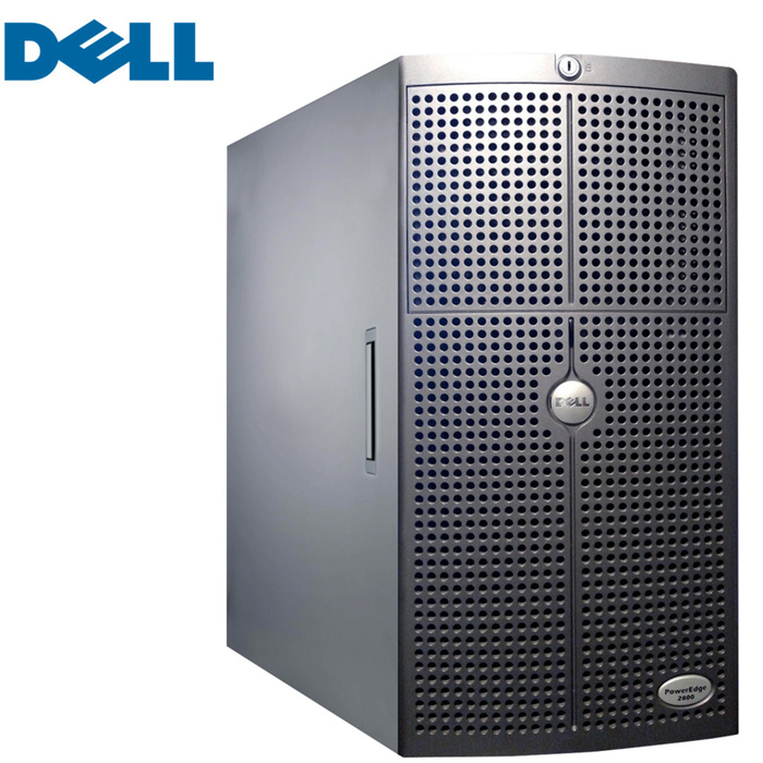 SERVER Dell PowerEdge 2800 G8 Tower LFF