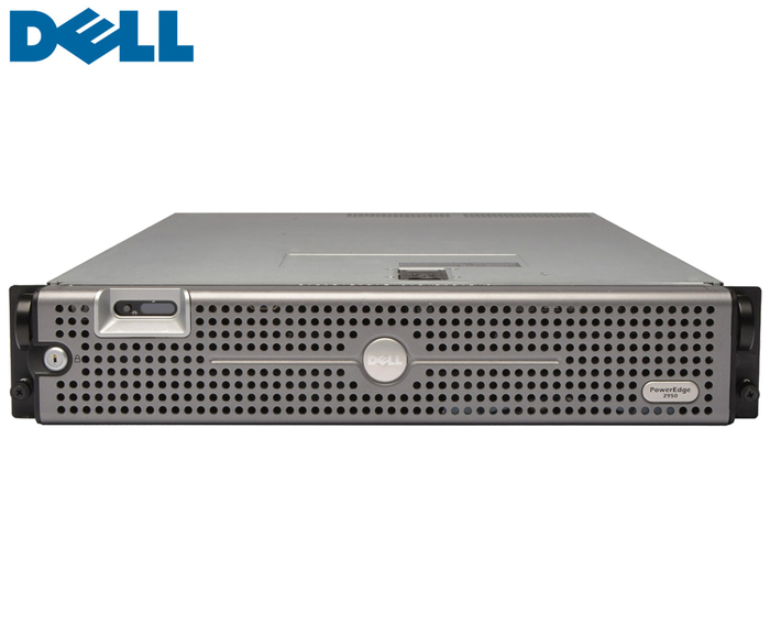SERVER Dell PowerEdge 2950 G9 Rack LFF
