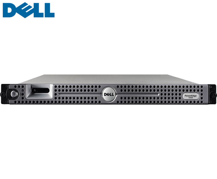 SERVER Dell PowerEdge R300  Rack Gen10 LFF