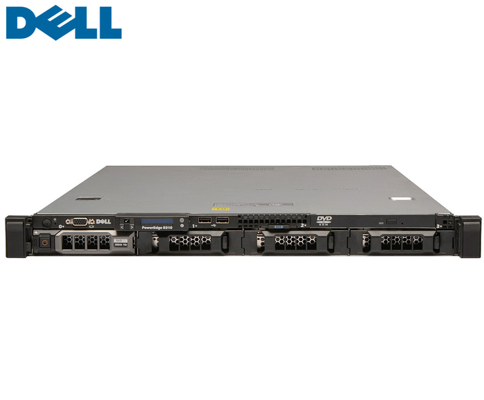 SERVER Dell PowerEdge R310 G11 Rack LFF
