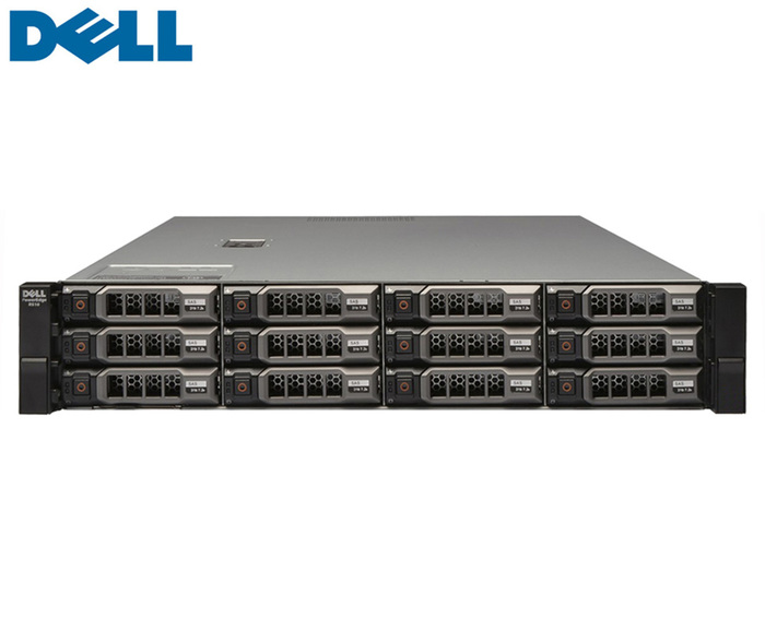 SERVER Dell PowerEdge R510 G11 Rack 12-LFF