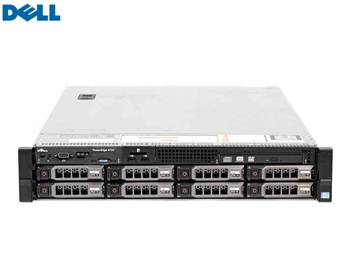SERVER Dell PowerEdge R510 G11 Rack 8-LFF