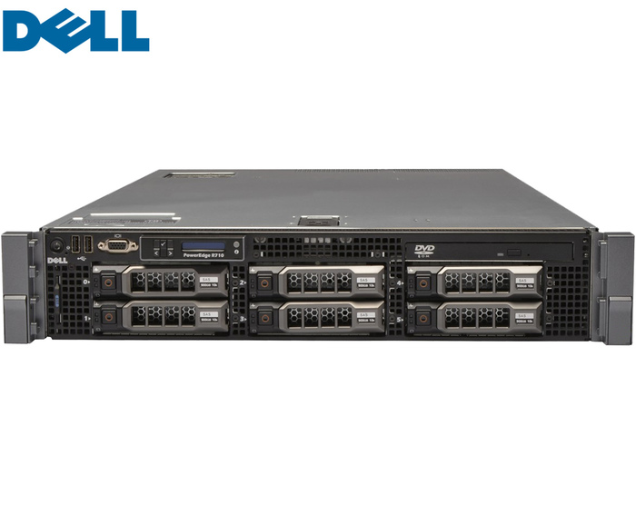 SERVER Dell PowerEdge R710 G11 Rack LFF